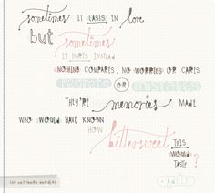 Someone Like You - Adele #fortearsplaylist :,(