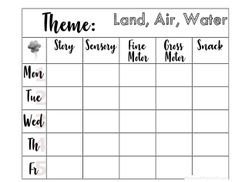 Get your free Land, Air, Water unit planner in my store! Full set of printable activities and complete unit planner available for purchase – coming soon! Teacher Binder, Your Teacher, Turtle Tots, Unit Plan, Foam Sheets, School Themes, Tot School, Library Books, Amphibians