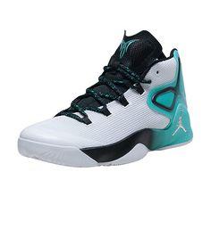 03d4b0261892f0 JORDAN MENS MELO M12 SNEAKER White Mid Top Shoes