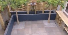 Tuin on pinterest tuin privacy deck and outdoor patio lighting - Outdoor deco huis ...