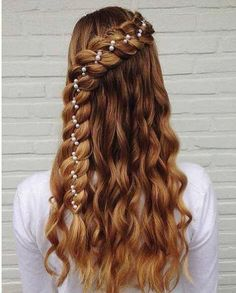 Lovely Hairstyle? #Hairstyle #HairstyleIdea #Hairstyle2017