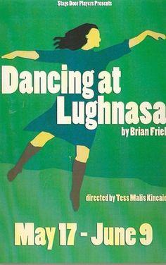 dancing at lughnasa poster Theatre, Dancing, Poster, Design, Dance, Theatres, Billboard