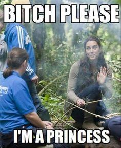 I'm a princess too!