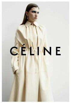 Céline Fall Winter 2015 Ad Campaign