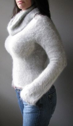 Head for Mohair sweater fetish sex community