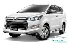 Toyota Innova Crysta ra mắt chiếc xe kiểu dáng thể thao mới