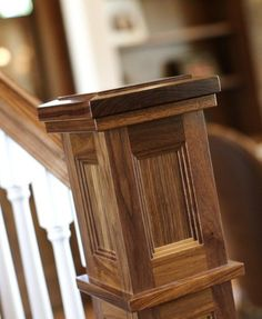 Craftsman Railing Design, Pictures, Remodel, Decor and Ideas - page 5