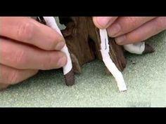 how its made  artifical bonsais