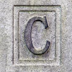 letter C by Leo Reynolds, via Flickr