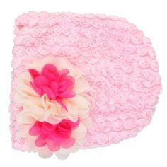 EOZY Tapa Sombrero Gorra Para Bebé Niña Encaje Forma De Flores Rosa Claro de EOZY, http://www.amazon.es/dp/B00IEYPGQC/ref=cm_sw_r_pi_dp_gd1xtb0YC9ZYS