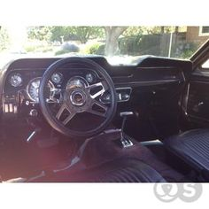 Niets heerlijker dan een zondag achter het stuur van een 1968 Ford Mustang 289 Hipo