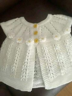baby cardigan knitting tutorial In the present day I wish to present you a special approach of constructing a Knitted Child Cardigan. As a lot of you realize, we now have made cardig. Baby Knitting Patterns, Knitting Designs, Baby Patterns, Knitted Baby Cardigan, Baby Pullover, Sewing Baby Clothes, Baby Sewing, Easy Knitting, Baby Sweaters