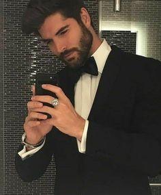 Nick Bateman, Tumblr Boys, Foto Portrait, Beautiful Men Faces, Attractive Men, Good Looking Men, Beard Styles, Moustache, Cute Guys