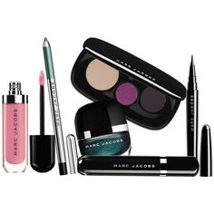 First Look Marc Jacobs Beauty ❤ liked on Polyvore featuring beauty products, makeup, eye makeup, beauty, fillers, cosmetics, maquiagem, marc jacobs makeup, marc jacobs cosmetics e marc jacobs