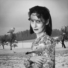 Cornelia Hediger · Self Portrait · 2017 · Instagram