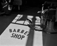 Black Barber Shops, Pomade Shop, Barber Shop Decor, Shadow Photography, Wine Brands, Black And White Wall Art, Hair Quotes, Hair Studio, Men's Grooming