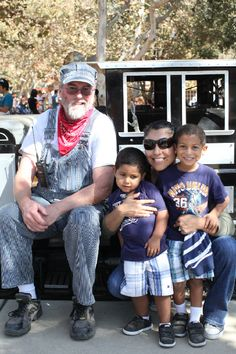 The train is open daily year round; download a coupon from our web site before you visit us. Irvine Park Railroad Pumpkin Patch -- www.IrvineParkRailroad.com #irvineparkrailroad #orangecounty #pumpkinpatch #trainrides #pumpkins #ocparks