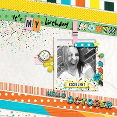 it's my birthday month! -  I might be turning 50 but I still have fun in my birthday month! :)  Used: The Magic of You dressed down template by FDD http://the-lilypad.com/store/The-Magic-of-You-Dressed-Down-Digital-Scrapbook-Template.html and October 2017 Storyteller by Just Jaimee http://the-lilypad.com/forum/galleries/october-storyteller.314968/