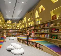 Shelf-life: Why Bookshop Interiors Are Turning Over a New Leaf