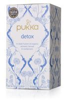We love Pukka Detox tea. So warming, soothing and refreshing. You can feel it doing you good!