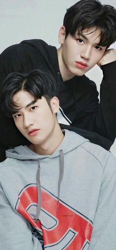 Kiss Me Again, Dramas, Bright Pictures, Korean People, Boys Wallpaper, Cute Gay Couples, Couple Aesthetic, Thai Drama, Cute Actors