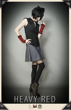 WAYWARD INTENTIONS SCHOOL GOTHIC SKIRT