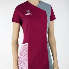 RMS-15007 Dental Scrubs, Medical Scrubs, Scrubs Outfit, Scrubs Uniform, Beauty Therapist Uniform, Dental Uniforms, Best Workout For Women, Stylish Scrubs, Beauty Uniforms
