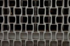 concrete screen wall
