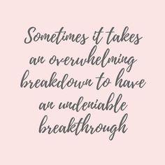 "Honestly Alexandra on Instagram: ""For everyone struggling... let this be the beginning of your break through. ❤️ . . . . . #honestlyalexandra #selfdevelopment #selflove…"""