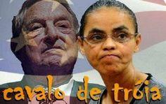 """CARLOS  -  Professor  de  Geografia: Eleições no Brasil: Marina Silva e a CIA-EUA é """"ca..."""
