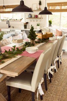 Christmas Home Tour Part 2 | Jenna Sue Design Blog