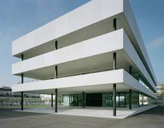 Office building by Christ und Gantenbei.