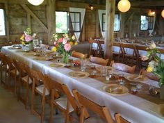 Simple Kraft Paper Paper Hearts And Cranes: Kraft Paper Table Runners
