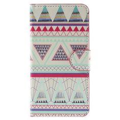 Javu - Microsoft Lumia 550 Hoesje - Wallet Case Aztec Roze | Shop4Hoesjes