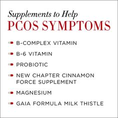 The PCOS Treatment Doctors Don't Tell You About How to treat polycystic ovary syndrome naturally—through nutrition, supplements and exercise. Nutrition Education, Holistic Nutrition, Proper Nutrition, Sports Nutrition, Nutrition Tips, Healthy Nutrition, Health Tips, Complete Nutrition, Nutrition Store