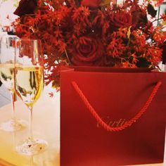 .@Vickie Wilson | From one party to the next - Cartier Christmas Partyin'. | Webstagram