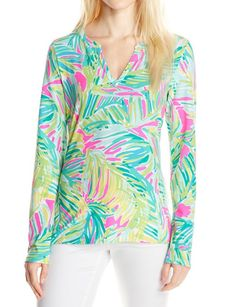 Lilly Pulitzer Kayleigh Tropical Storm