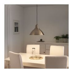 IKEA - VÄXJÖ, Pendant lamp, beige, This lamp gives a pleasant atmosphere for dining, spreading direct light across your dining or bar table. Ikea Foto, Pendant Lamp, Pendant Lighting, Ikea Canada, Dining Lighting, Beige, Valspar, Led Lampe, Brass Color