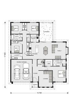 Fernbank 262, Home Designs in Batemans Bay | G.J. Gardner Homes