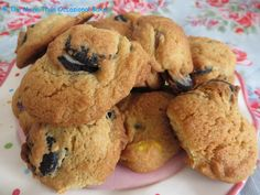 The more than occasional baker: Marvellous Mix Up Cookies