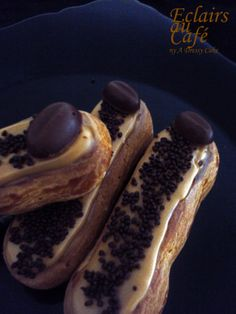 Eclair au cafe kcal