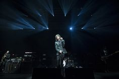 Primal Scream perform at the O2 Brixton Academy, London, 11/12/13 www.musicpics.co.uk #primalscream #bobbygillespie