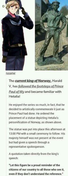 Hetalia~Norway