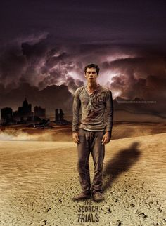 The Scorch Trials (The Maze Runner, The Maze Runner Film, Maze Runner Trilogy, Maze Runner The Scorch, Maze Runner Series, The Scorch Trials Book, Psycho Girl, The Best Films, Best Series, Dylan O'brien