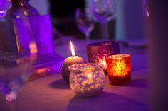 Gemütliche Tischbeleuchtung