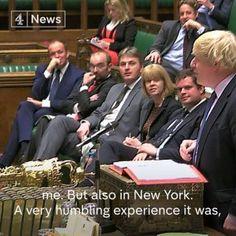 Boris Johnson admits he was mistaken for Donald J. Trump during a trip to Newcastle.  Alex #news #alternativenews