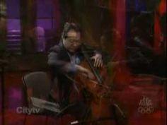 Yo-Yo Ma and John Williams  --  Sayuris Theme