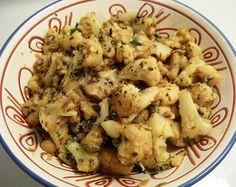 Delicacies: Cauliflower - Kasuri Methi