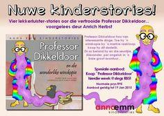 Afrikaanse kinderstories deur Anna Emm. Voorgelees deur Anrich Herbst. www.annaemm.co.za