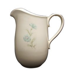 Taylor Smith Taylor Boutonniere Ever Yours mid century retro 64oz water pitcher